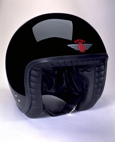 DAVIDA JET GLOSS BLACK - Speedwear Ltd