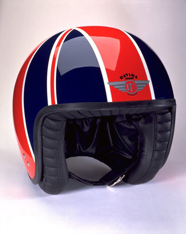 DAVIDA JET UNION JACK - Speedwear Ltd