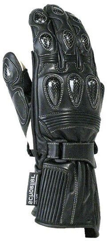 K TYPE KANGAROO AND LEATHER MOTORCYCLE GLOVE - Speedwear Ltd
