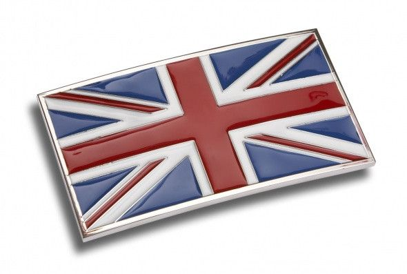 UNION JACK BELT BUCKLE - Speedwear Ltd