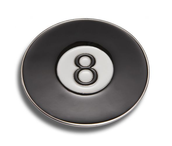 EIGHT BALL BELT BUCKLE - Speedwear Ltd