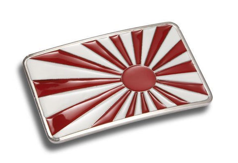 RISING SUN JAPANESE BELT BUCKLE - Speedwear Ltd