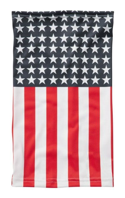 STARS AND STRIPES NECK WARMER - Speedwear Ltd