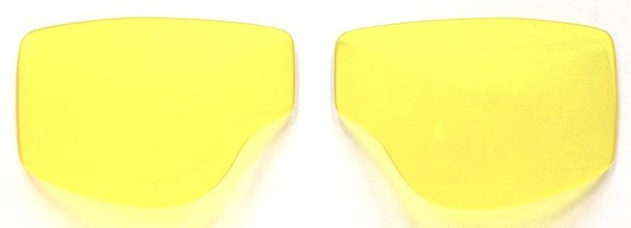 AVIATOR RETRO PILOT T1/2/3 YELLOW LENSES - Speedwear Ltd
