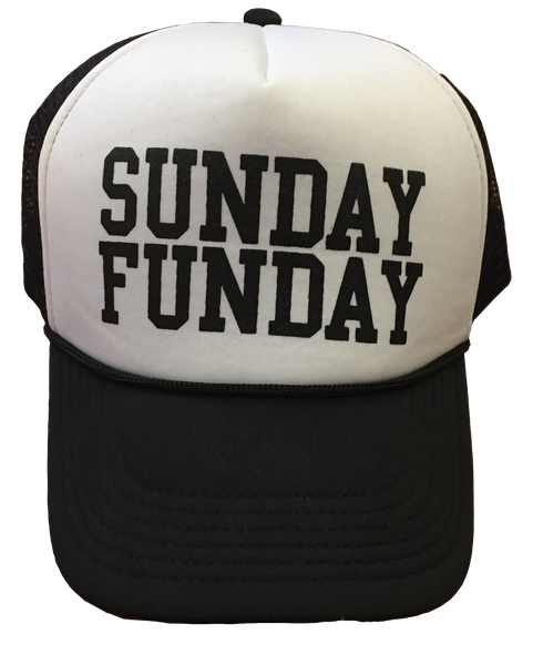 Sunday Funday - Foam Trucker Cap