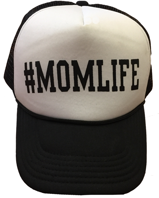 #MOMLIFE - Foam Trucker Cap
