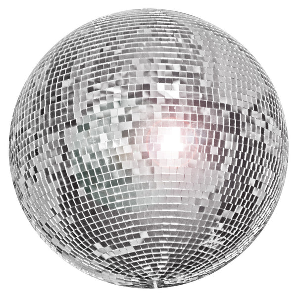 Real Glass Mirror Ball 20 To 72 Inches Omnisistem
