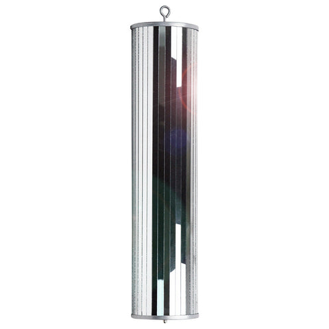 Real Glass Mirror Cylinder 12 to 20 Inches