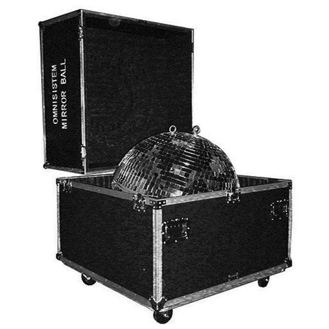 Cases - Mirror Ball Flight Case