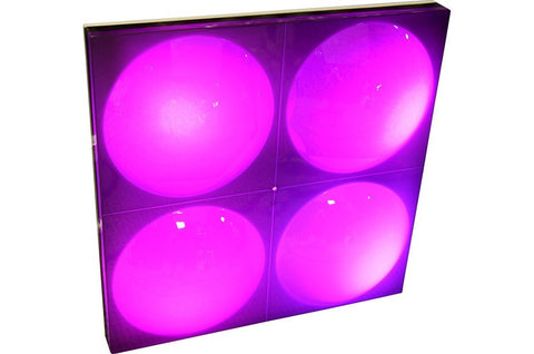 Effect Lights - BubbLEDs™ 12W Pixel Mapping LED Wall Panel