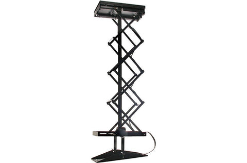 Effect Lights - K20 5 Ft. Electric Lighting/Video Scissor Lift/Drop For 40 Lbs.