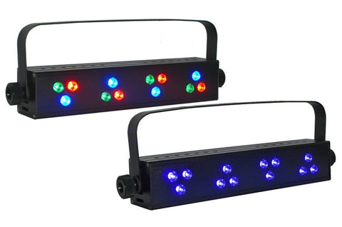 Effect Lights - Mini Bar 1W™ RGB Or UV Bar