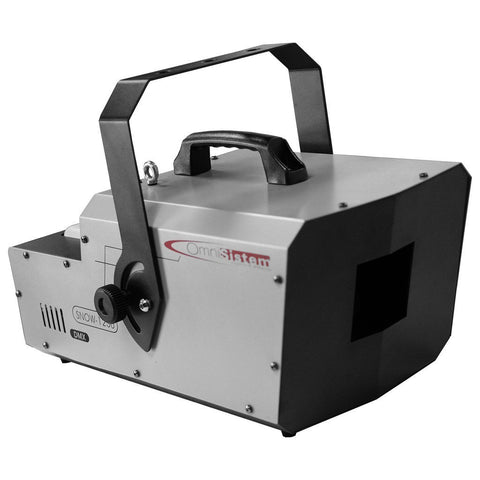 Fog Machines - Snow-1250 1250W Snow Machine