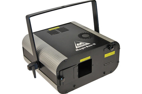 Lasers - Magic Box Wide Beam™ Laser - Green, Red, Blue/Green, And Blue/Red