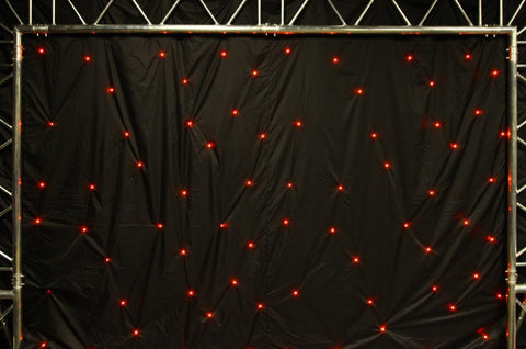 LED Curtains - OS-1117 10 X 6 Ft. LED Curtain
