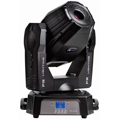 Moving Heads - PR Lighting® XL 250™ PR-2225 250W Philips® MSD Moving Head