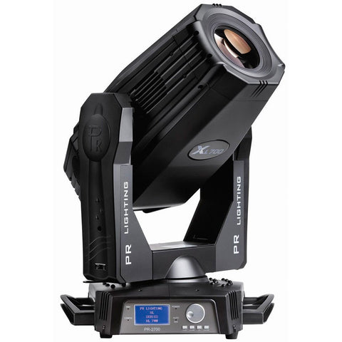 Moving Heads - PR Lighting® XL-700™ PR-2700 1200W Philips® MSR Gold™ Moving Head