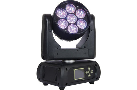 Moving Heads - Spark 7 Zoom™ 7 X 15W Zoomable LED Moving Head