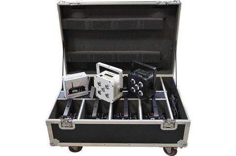 Par Cans - Passport Mini™ Wireless System W/ Charging Flight Case