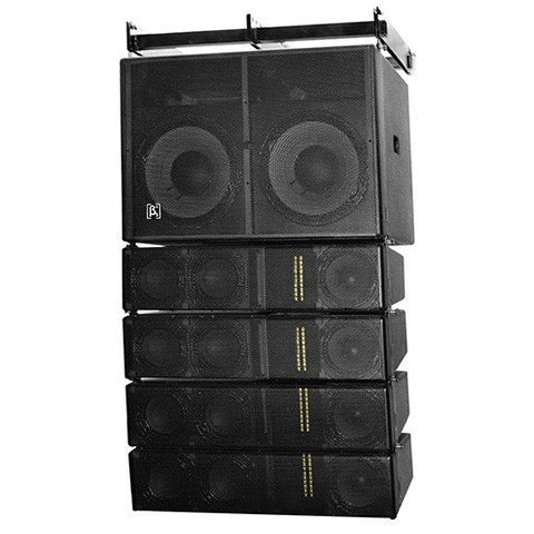 Passive Line Array Loudspeakers - Beta 3® R6/R12 1460W Passive Line Array Loudspeakers And Subwoofer
