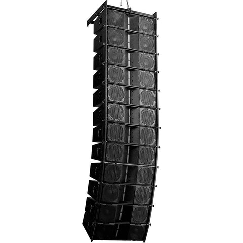 "Passive Line Array Loudspeakers - Beta 3® TLA-101 470W 2 X 10"" 2-Way Passive Line Array Loudspeakers"