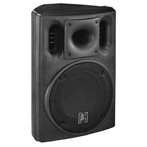 "Passive Loudspeakers - Beta 3® U10 250W 10"" 2-Way Full Range Passive Loudspeaker"