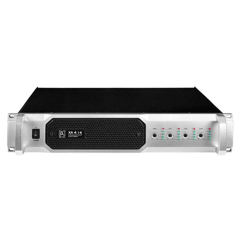 Power Amplifiers - Beta 3® XA4.14 2U 4 X 1700W Power Amplifier