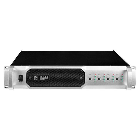 Power Amplifiers - Beta 3® XA4.94 2U 2 X 1000W + 2 X 1700W Power Amplifier