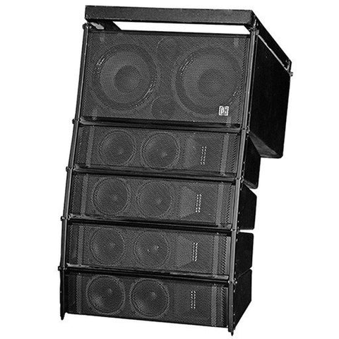 Powered Line Array Loudspeakers - Beta 3® R4/R8 600W Powered Line Array Loudspeakers And Subwoofer