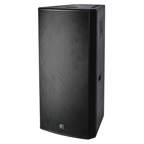 "Powered Loudspeakers - Beta 3® MU215 600W Dual 15"" Full Range Powered Loudspeaker"