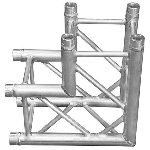Truss Segments & Corners - 2-Way 2-Axis Square Truss Corner