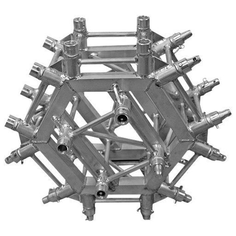 Truss Segments & Corners - 8-Way Square Truss Connector