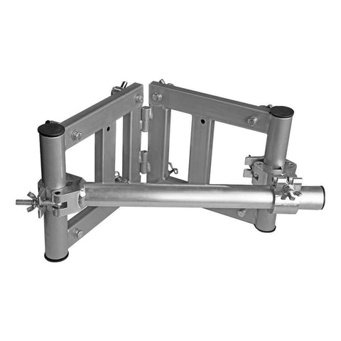 Truss Segments & Corners - Adjustable 2-Way 2-Axis Square Truss Corner