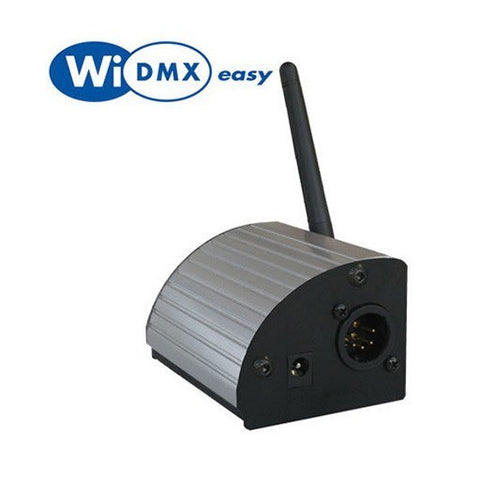 Wireless DMX - WiDMX® Easy™ Wireless DMX Transmitter