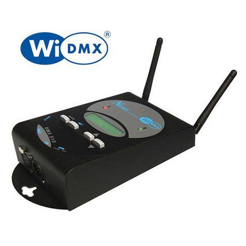 Wireless DMX - WiDMX® Wireless DMX Transceiver