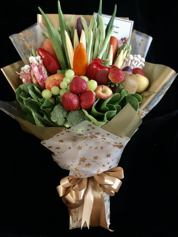 Fruits & Vegetables Bouquet