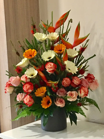 Florist Singapore | Flower Table Arrangement | Flower Centrepieces