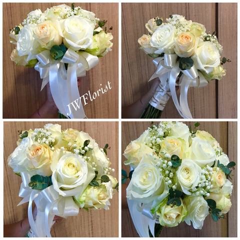 Bridal Bouquet Singapore | Wedding hand Bouquet