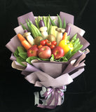 Organic Vegetables Hand Bouquet HB634