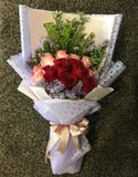 Roses Hand Bouquet HB639