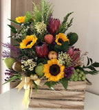 Well wishes Basket |  Get Well Soon Fruit Basket