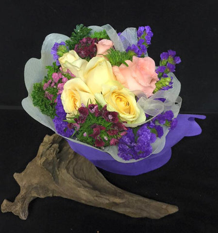 Hand Bouquet | Florist Singapore | Flower Delivery | Flower Bouquet