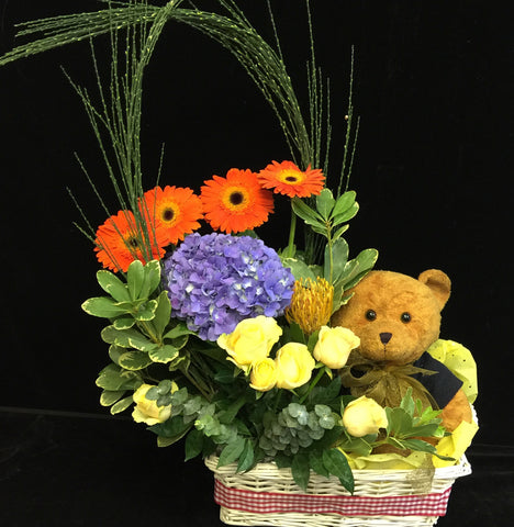 Gift Flower Box GB204
