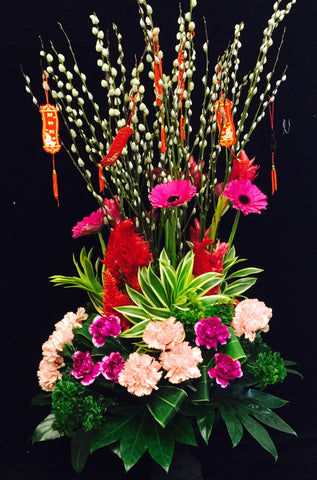 Table Arrangement CNY106