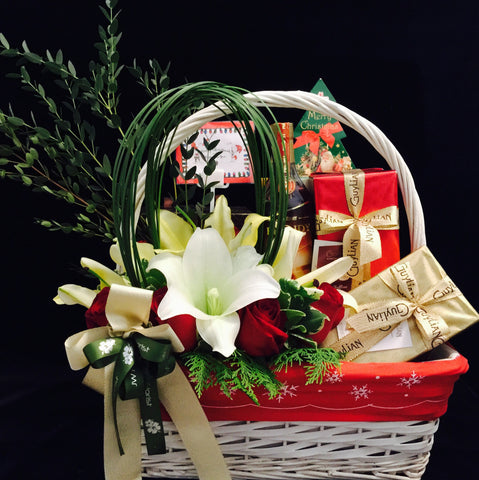 Gift Flower Box GB210