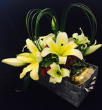Gift Flower Box GB211
