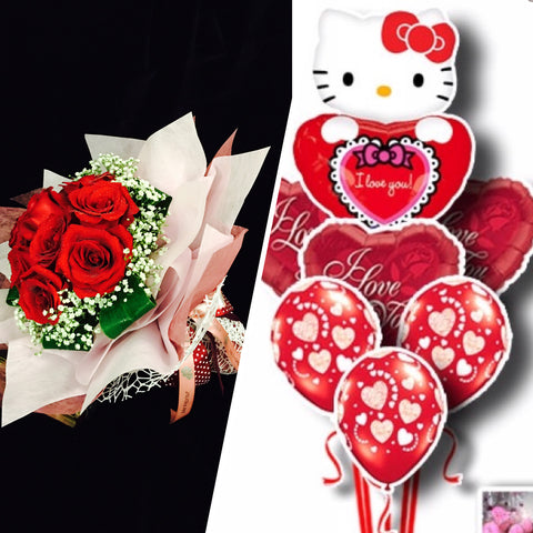 Hello Kitty Bouquet BB001