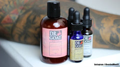 "Life with TheBeardedMan: Dr Goat Beard & Facial Care Review""."