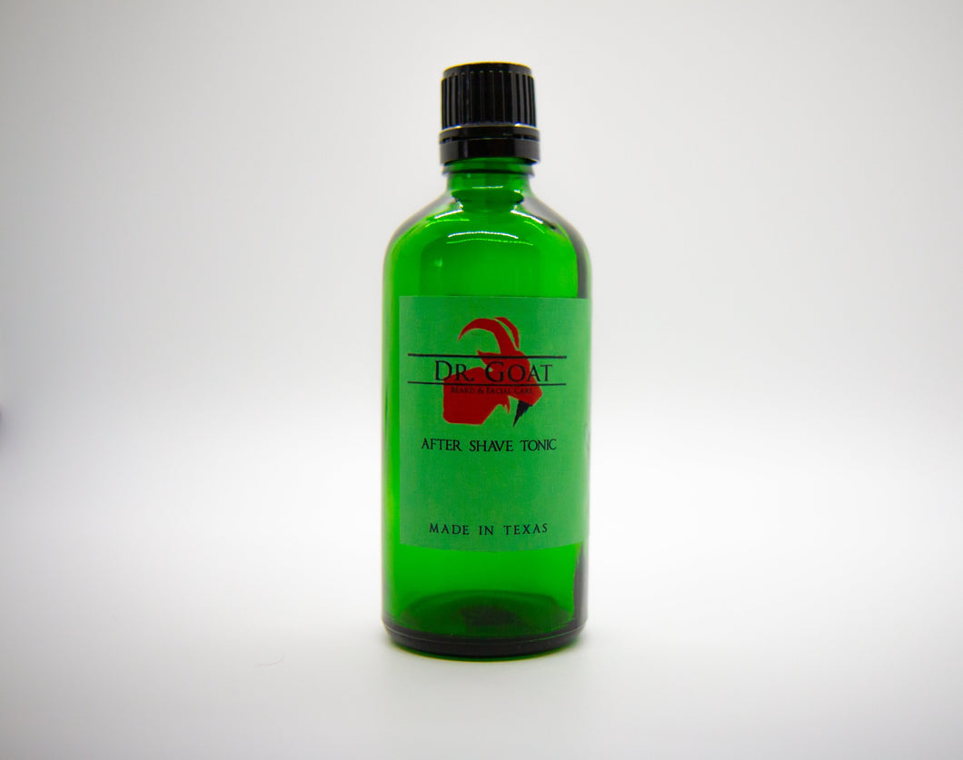 After Shave Tonic - Dr. Goat Beard & Facial Care