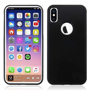 Coque Anti-Gravité Pour iPhone - iPhone X / Noir - iPhone Cases